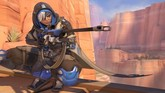 Overwatch: Ana Now Available on Consoles, Patch Is Live