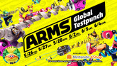 """Nintendo Announces """"Global Testpunch Demo"""" for ARMS"""
