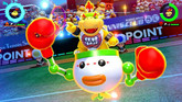 Bowser Jr. Nerfed in Mario Tennis Aces Update