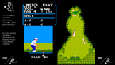 NES Golf Found Hidden in Nintendo Switch Firmware