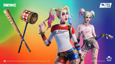 Fortnite Harley Quinn Challenges and Skins Appear
