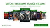 December Xbox Game Pass Update Adds Gears of War 4