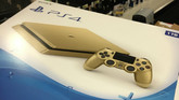 Gold PS4 Slim Coming Soon