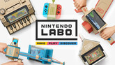 Nintendo Labo Heading to the Switch