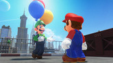 Balloon World Update Released for Super Mario Odyssey