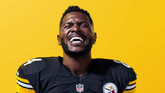 Antonio Brown Is the Madden 19 Cover Athlete