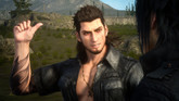 FFXV Gladiolus DLC Appears And Adds Sexy Costume