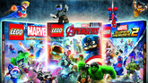 WB Reveals the LEGO Marvel Collection