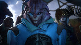 Mass Effect: Andromeda Patch Lets Men Romance Jaal