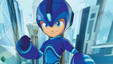 Mega Man Cartoon Partnering with Cartoon Network