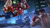 Fans Mod Ultimate Marvel vs. Capcom 3 Music into Infinite
