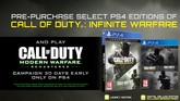 Modern Warfare Remastered Campaign Playable Oct 5 on PS4
