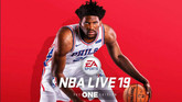 NBA Live 19 Cover Athlete Is Joel Embiid