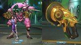 Golden Weapons Revealed for Overwatch Competitive Mode