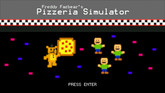 Cute Pizzeria Game Is the New Five Nights at Freddy's