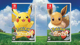 Pokemon: Let's Go, Pikachu! and Let's Go, Eevee! Revealed