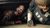Resident Evil 2 Uses the RE Engine
