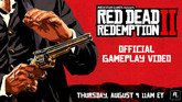Red Dead Redemption 2 Gameplay Trailer Announced