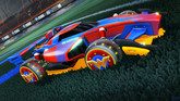 DC Super Heroes Coming to Rocket League