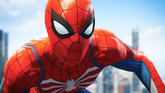 Spider-Man Size Compared to Sunset Overdrive