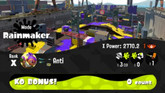 Splatoon 2 Leaderboard Hacked to Prove a Point