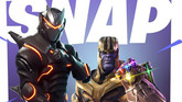 Thanos Comes to Fortnite in Limited-time Event