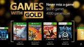 Xbox Live: July's Games With Gold Revealed!