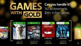 Xbox Is Celebrating 3 Years of Games with Gold