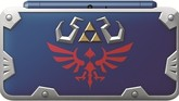 The Legend of Zelda 2DS XL Coming to GameStop