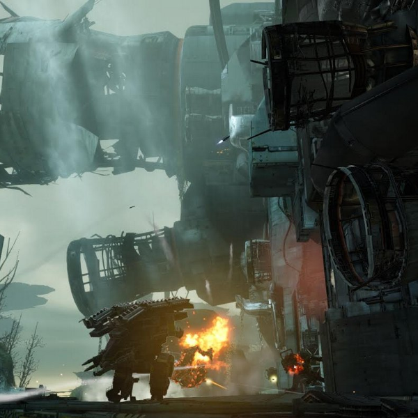 ''HAWKEN' Gets New 'Wreckage' Map' - Image.png