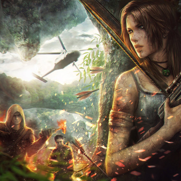 Tomb Raider: Definitive Edition Launch Trailer Revealed