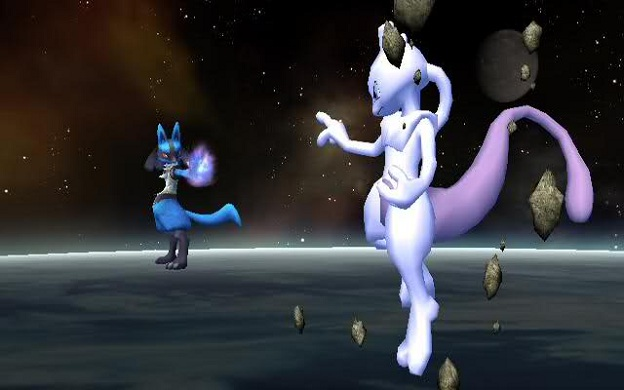 Mewtwo Super Smash Bros
