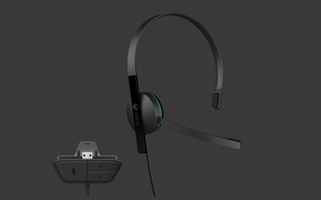 xbox one stock headset dramatically improved over 360 version