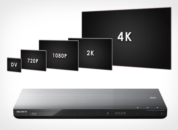RUMOR: PS4 Will Support 4K Resolution?