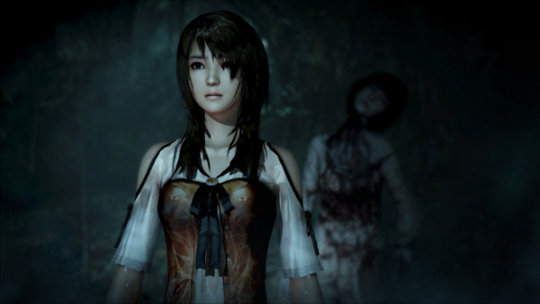 Fatal Frame: The Black Haired Shrine Maiden