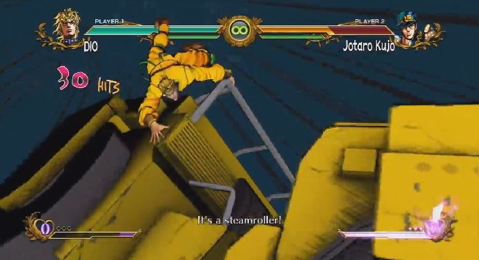 Bandai Namco Releases Another Jojo's Bizarre Adventure Combo Video