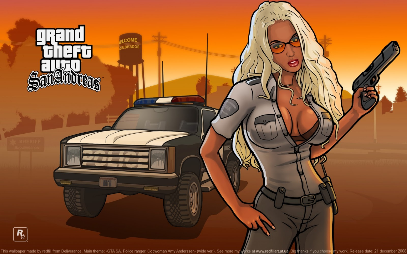 Grand Theft Auto San Andreas : Gta san andreas finds new life on your mobile device
