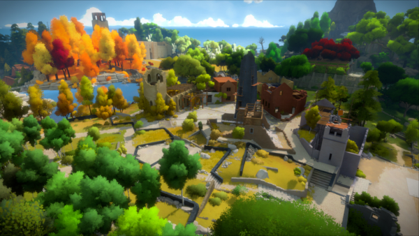 Jonathan Blow's ''The Witness'' is Close to Completion