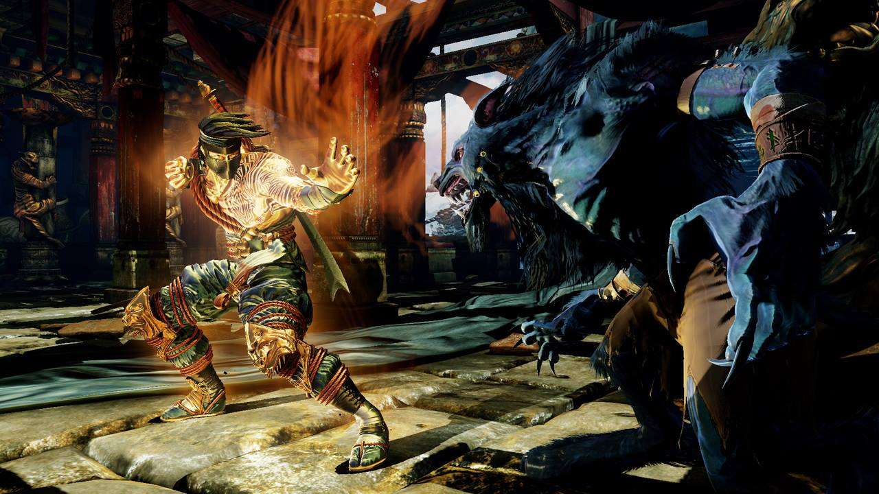 Killer Instinct Getting Retail Release