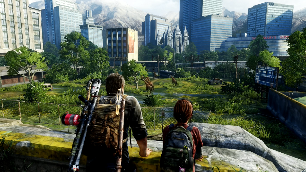 Why Isn't The Last of Us a Cross Buy Game?