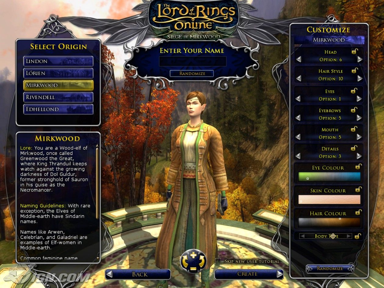 lord of the rings online developer
