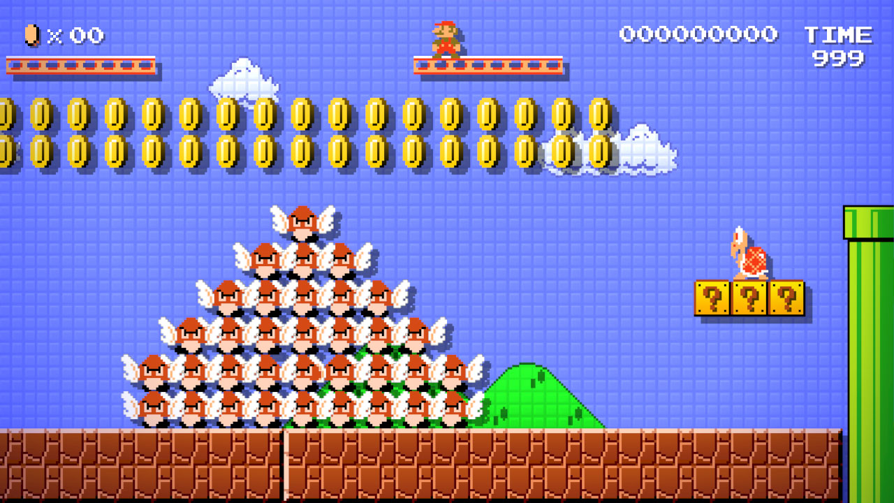 The Problem With Mario Maker