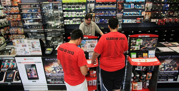 Another Nail in GameStop's Coffin