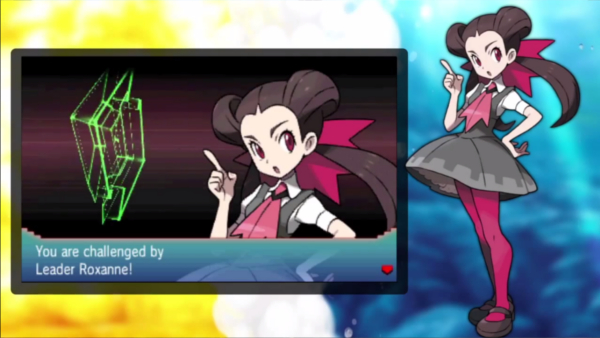 Omega Ruby Alpha Sapphire Trailer Shows Gyms Leaders And