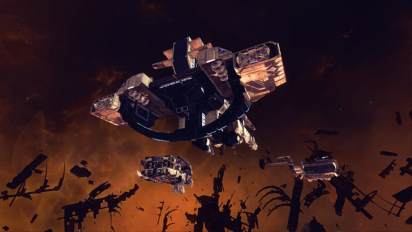 Paradox Interactive Announces Singleplayer RTS ''Ancient Space''.jpg