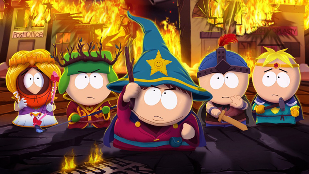 South Park Is a Better Licensed Game Than The Walking Dead