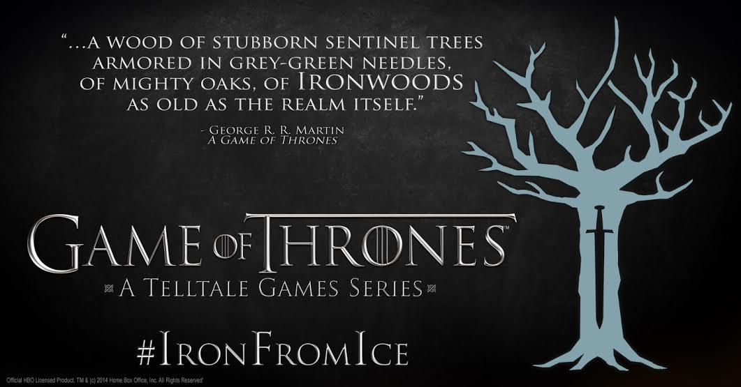 Telltale's Game of Thrones Will Be Epic