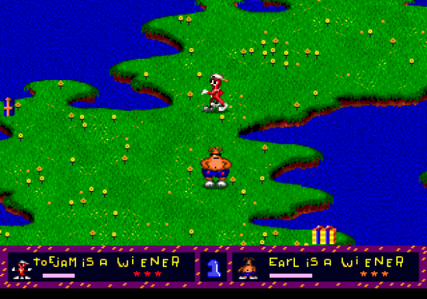 ToeJam & Earl Collection