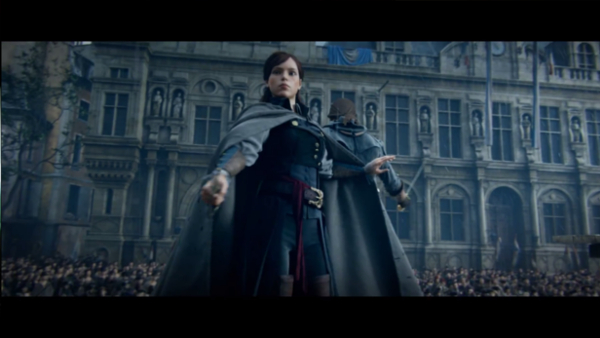 Ubisoft Introduces Female Character For Assassin S Creed Unity