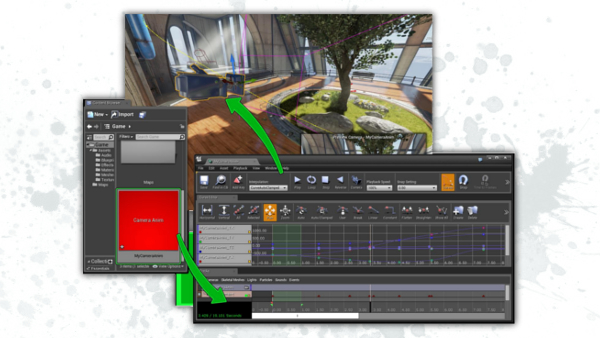 Unreal Engine 4 Update Adds Templates, Blueprints and More
